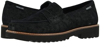 Mephisto Sidney (Black Lido) Women's Shoes