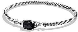 David Yurman Women's Petite Wheaton Bracelet with Diamonds
