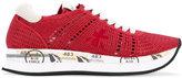 Premiata Conny sneakers - women - Cotton/Leather/rubber - 40
