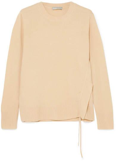 Vince Cashmere Sweater - Beige
