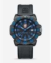 Express luminox blue colormark watch