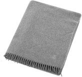 Thumbnail for your product : Zoeppritz since 1828 - Must Relax Virgin Wool Blanket - 130x190cm - Medium Grey