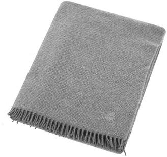 Zoeppritz since 1828 - Must Relax Virgin Wool Blanket - 130x190cm - Medium Grey