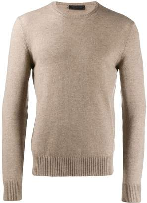 Prada cashmere knitted jumper