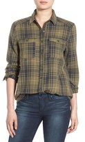 BP Women's Plaid Shirt