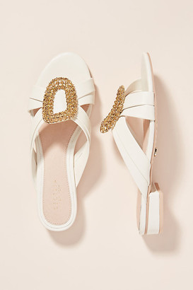 Cecelia New York Paradise Sandals By in White Size 7