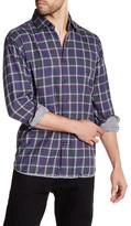 Stone Rose Plaid Regular Fit Shirt