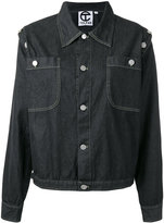 Telfar denim jacket - women - Cotton - S