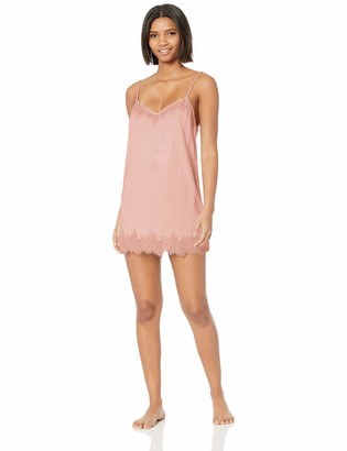 Puma Women's Fenty LACE Trim Sleepwear Teddy