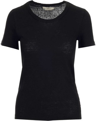 Etoile Isabel Marant Killian Fitted T-Shirt