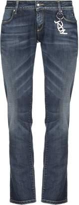 Roy Rogers ROŸ ROGER'S Denim pants - Item 42750044RQ