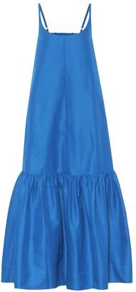 Lee Mathews Exclusive to Mytheresa a Daisy cotton and silk dress