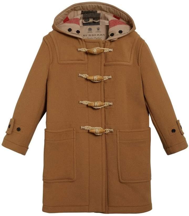 Burberry Greenwich duffle coat