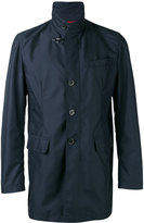 Fay trench coat - men - Polyester - S