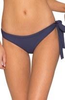 Tavik Women's 'Goldie' Reversible Side Tie Bikini Bottoms