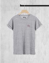 Stussy print jersey t-shirt