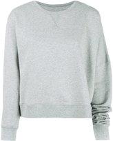MM6 MAISON MARGIELA asymmetric sweatshirt