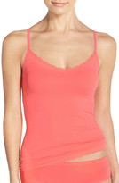Nordstrom Lace Trim Two-Way Seamless Camisole