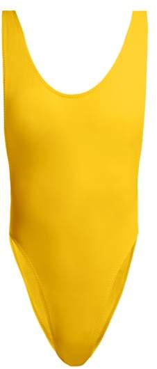 Marissa Swimsuit - Womens - Yellow