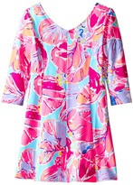 Lilly Pulitzer Amella Dress (Toddler/Little Kids/Big Kids)