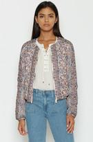 Joie Jodi Silk Bomber Jacket