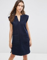 WÅVEN Izabel Denim Dress