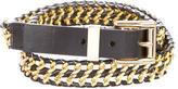 Michael Kors Gold-Tone Chain-Link Belt