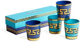 Jonathan Adler Mykonos Glasses - Set of 4