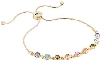 GUESS Slider Stone Bracelet (Multi) Bracelet