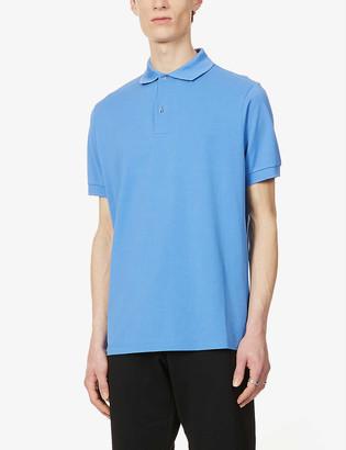 Paul Smith Charm-button cotton polo shirt