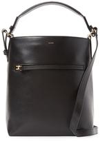 A.L.C. Luke Small Leather Bucket Bag