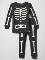 Gap Glow-in-the-dark skeleton sleep set