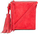 Elizabeth and James Sara Crossbody in Red.