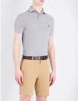 Polo Ralph Lauren Slim-fit pure-cotton polo shirt