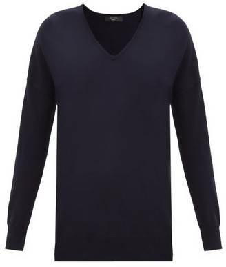 Max Mara Eliseo Sweater - Navy