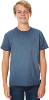 Billabong Kids Boys Nibiru Tee Blue