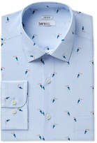 Bar III Men's Wear Me Out Slim-Fit Stretch Easy-Care Assorted Printed Dress Shirt, Created for Macy's