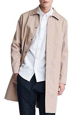 Rag & Bone Samuel Regular Fit Rain Coat