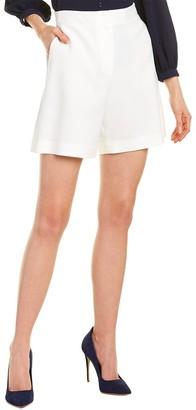 Lafayette 148 New York Ryerson Silk & Linen-Blend Short