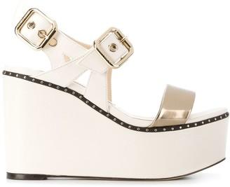 Jimmy Choo Alton 100 sandals