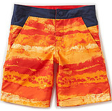 The North Face Big Boys 8-20 Abstract Printed Hike/Water Shorts