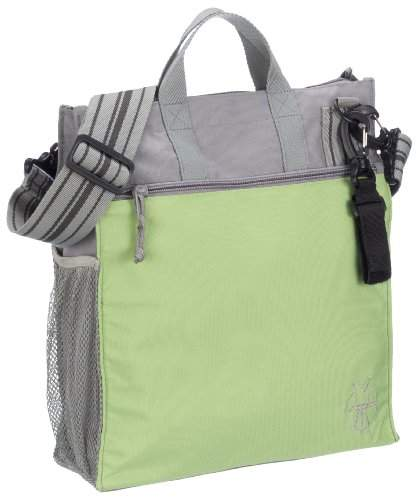 LBB110 Classic Buggy Bag Patchwork, Colour: Grey