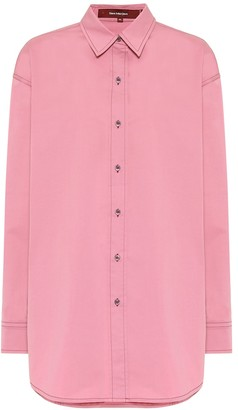 Sies Marjan Kiki stretch-cotton shirt