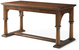 Bunny Williams Home Palladian Desk - Hardwood/Mahogany/Ebony