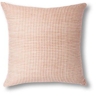 Bole Road Textiles Aman 26x26 Pillow - Dusty Rose