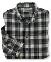 L.L. Bean Scotch Plaid Flannel Shirt, Traditional Fit