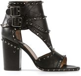 Laurence Dacade studded heeled sandals