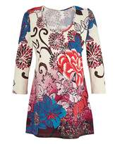 Fashion World Print Tunic