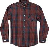RVCA Men's Waas Long Sleeve Shirt