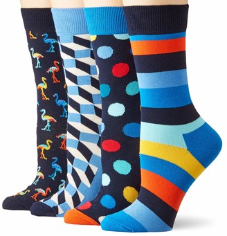 Happy Socks Women's Navy Gift Box Socks